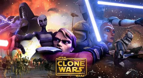 wars show wars the clone wars animated tv show to be re
