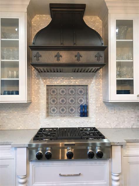 shell tile backsplash white pearl shell tile kitchen feature backsplash subway