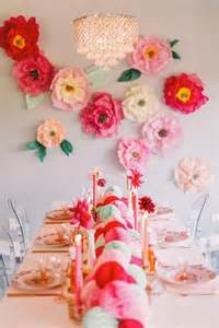 crepe paper decorations for crepe paper flower wedding decorations pictures photos