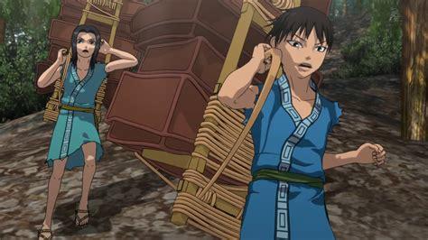 kingdom anime summer 2012 impressions kingdom ambivalence or