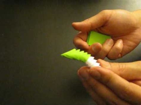 3d origami basics 3d origami for beginners standard flat point fold and
