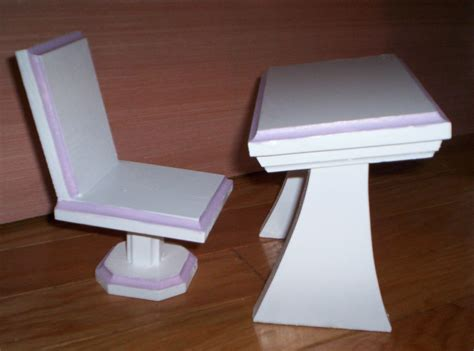 18 inch doll desk handmade doll desk and chair for 18 inch doll white with