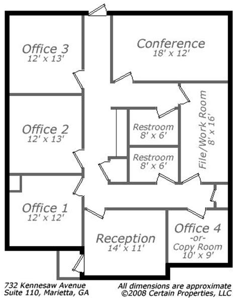 Section 8 1 Bedroom Apartments best 25 office floor plan ideas on pinterest open space