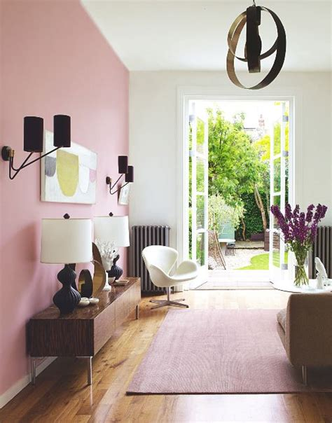 pink paint colors for living room best 25 pink walls ideas on bedroom