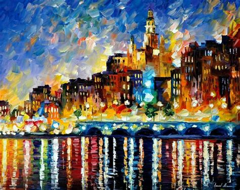 amazing painting pictures amazing paintings from leonid afremov