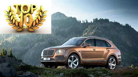 Top Suv by Top 10 Suv 2017 Best Suv 2017