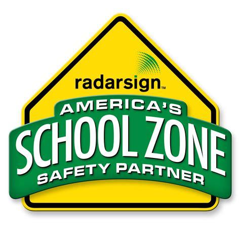 school zone best practices in school zone traffic calming radarsign