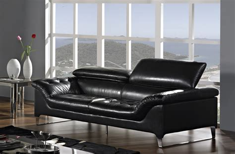 modern sofas on sale finding contemporary leather sofa for living space s3net
