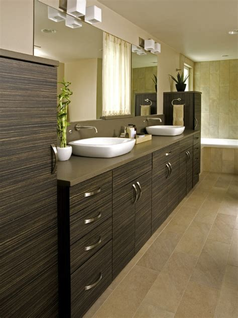 bathroom cabinet design shoreline modern master bath modern bathroom other metro by greene designs llc