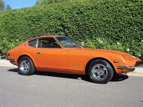 1972 Datsun 240Z ? Digestible Collectible