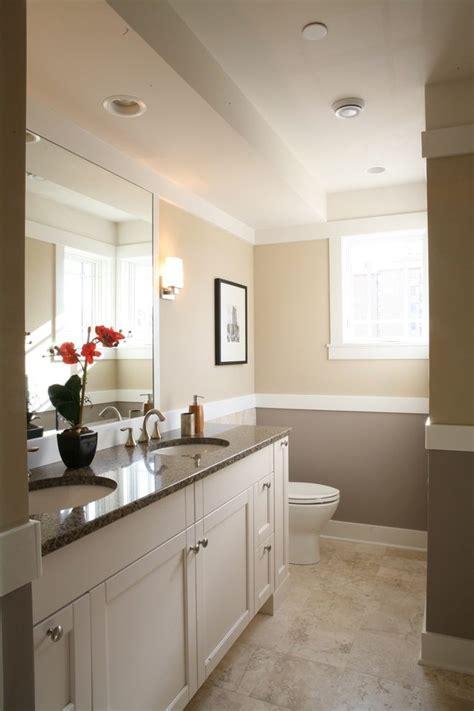 bathroom chair rail ideas chicago chair rail molding bathroom traditional with l listed vanity lights wall lighting