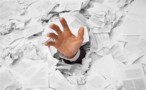 work with paper cloud get the paperwork right or the technology suffers