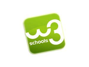 w3school w3schools userlogos org