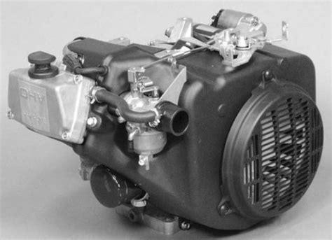 Kawasaki Engines Manuals by Kawasaki Fj400d 4 Stroke Air Cooled Gasoline Engine