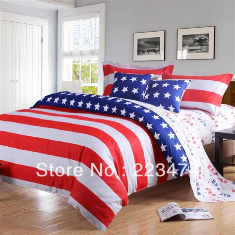 american bedding sets free freeshipping american flag bedding sets size