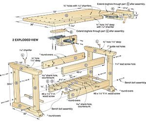 woodworking workbench plans free workbench plans pdf woodworking