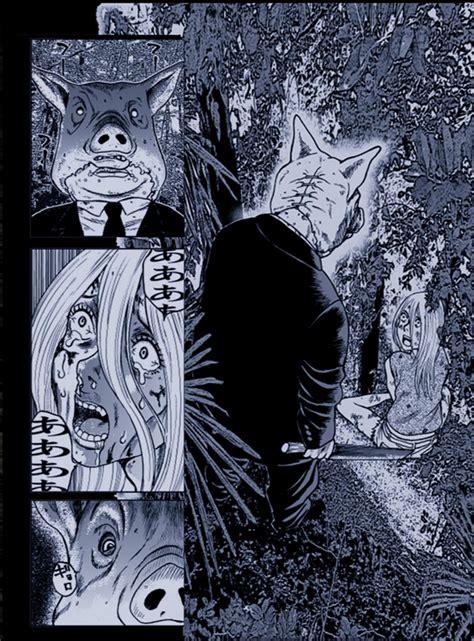 horror mangas crunchyroll quot osoroshi ya quot website promotes horror