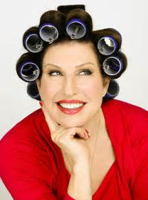 husband with hair in curlers husband feminization