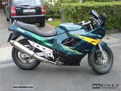1992 Suzuki Katana 750 by 1992 Suzuki Gsx 750 F Moto Zombdrive