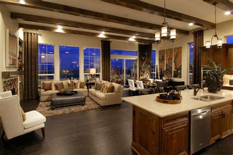 kitchen living room open floor plan arranging living room with open floor plans midcityeast