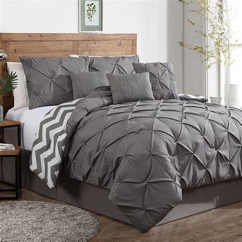 bedding sets size luxurious reversible 7 comforter set king size