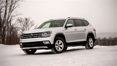 Vw Atlas Review by 2018 Vw Atlas Review With Price Horsepower And Photo Gallery