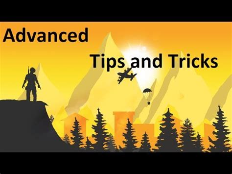 pubg advanced tips really helpful advanced tips at pubg playerunknown