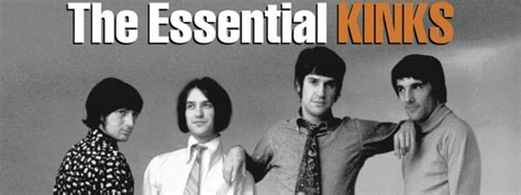 the kinks picture book lyrics review quot the essential kinks quot cd