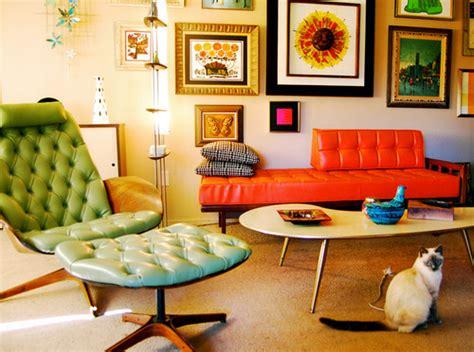 retro style decorations retro decor furniture vintage room