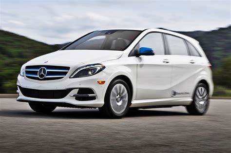 Mercedes B Class Electric by 2014 Mercedes B Class Electric Drive Drive