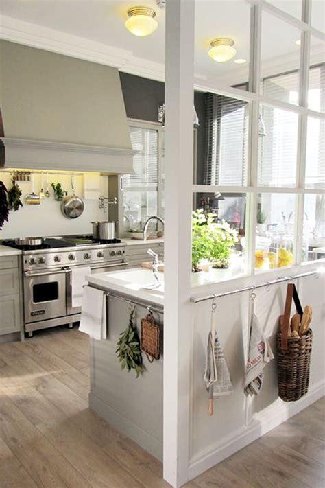 kitchen partition wall designs 191 c 243 mo plantear la decoraci 243 n de cocina americana