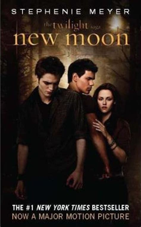 new moon series 2 cover for the new moon book twilight series photo