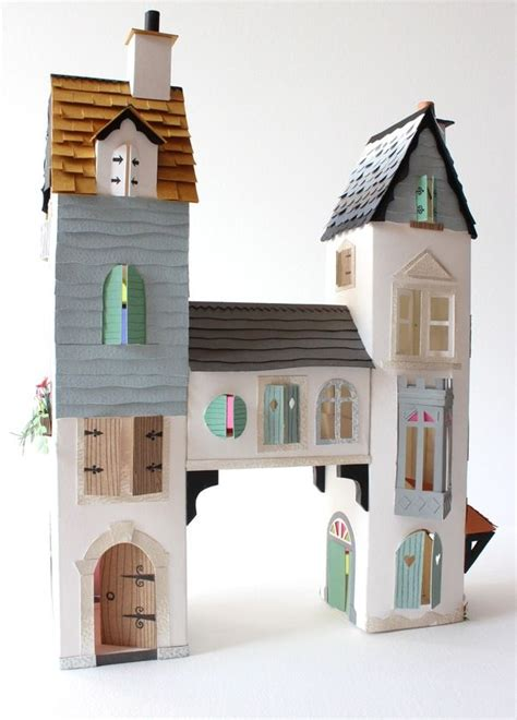 paper houses craft 25 paper house projects for to do