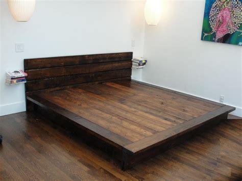 unfinished platform bed frame solid wood platform bed frame bed bevrani
