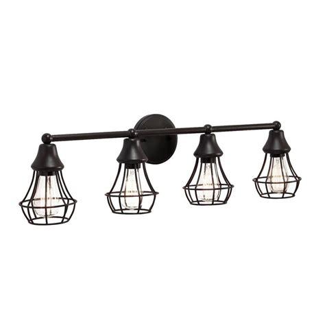 kichler lighting lights shop kichler lighting bayley 4 light olde bronze cage