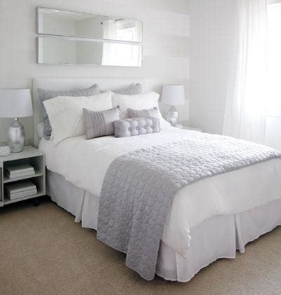 light grey bedrooms white and lavender bedding contemporary bedroom