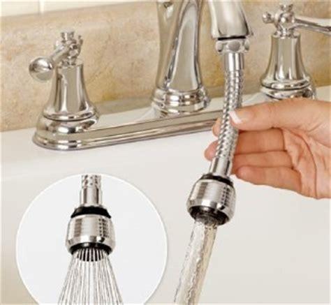 kitchen faucet extender 6 quot kitchen laundry sink faucet extender ebay