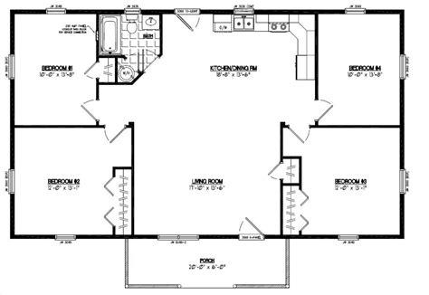 28 x 40 house plans certified floor plan pioneer floor plan 28pr1204 28