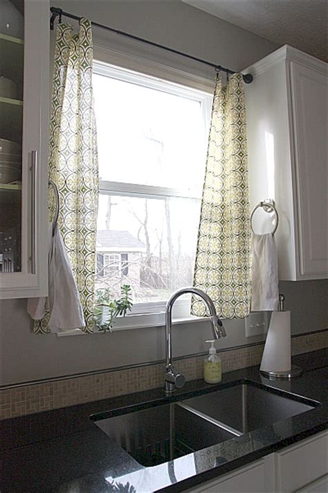 the sink kitchen curtains curtains for the kitchen sink curtain design