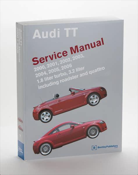 manual repair autos 2001 audi tt free book repair manuals gallery audi audi repair manual tt 2000 2006