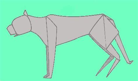 origami cheetah origamania lionel albertino book