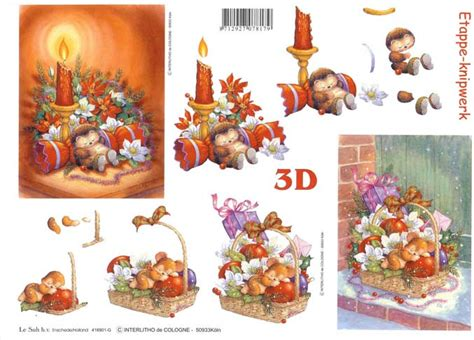 free 3d decoupage sheets to print free printable 3d paper crafts hedgehog