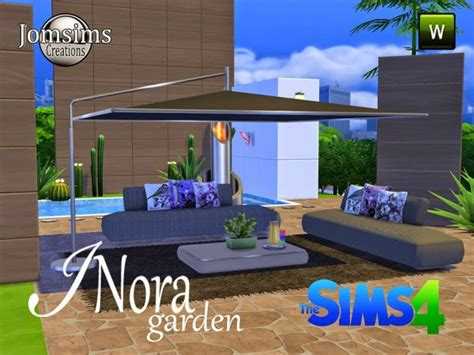 sims 4 olive garden jom sims creations new inora garden sims 4 downloads