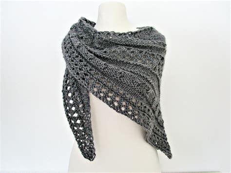 knitting shawls gray knitted shawls knit shawl wool knitted wrap