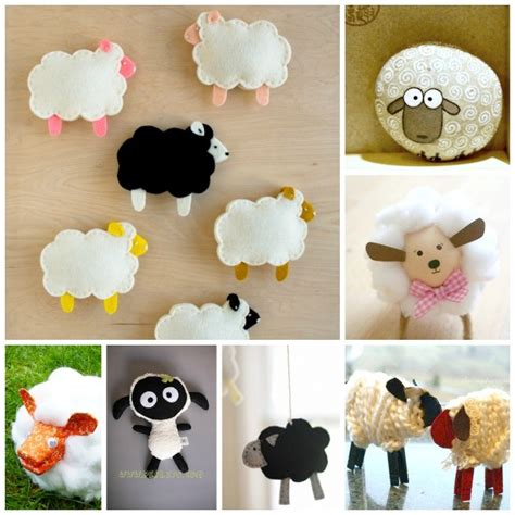 sheep craft sheep and crafts