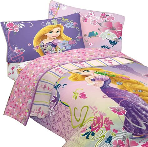 rapunzel bedding disney tangled bedding rapunzel magic flowers bed set