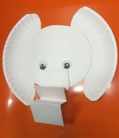 paper elephant craft 17 best ideas about elephant crafts on zoo