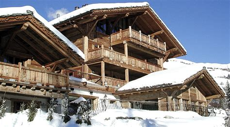 luxury catered ski chalet with spa in verbier