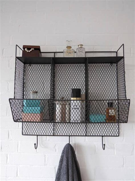 wire bathroom shelving bathroom metal wire wall rack shelving display shelf