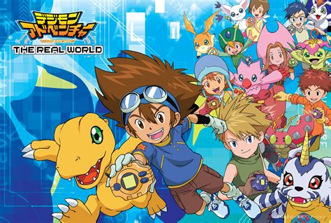 digimon adventure digimon adventure quot the real world quot exhibition in may